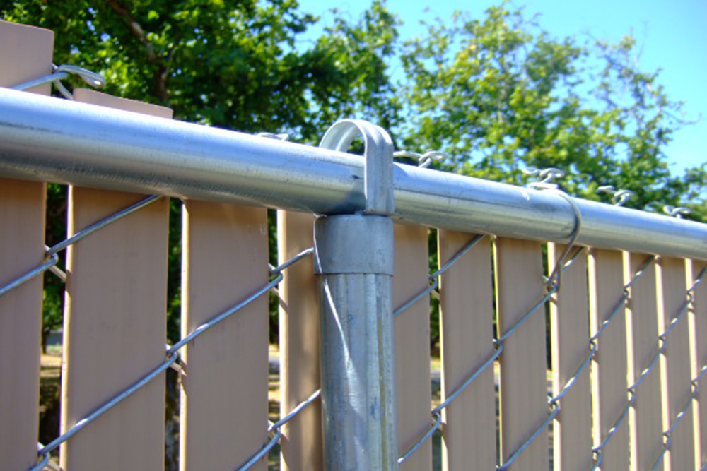 Chain Link Fences All About Decks